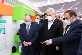 Vice President of Science and Technology visits Syria / 2