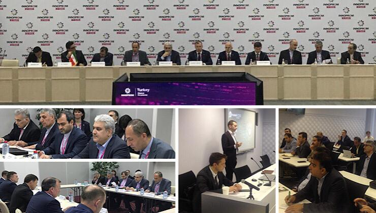 Cooperation of Iranian and Russian knowledge-based companies will be extended