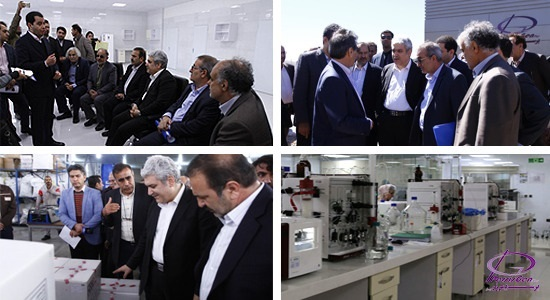 Specialized accelerator of PersisGene is opened in Shiraz