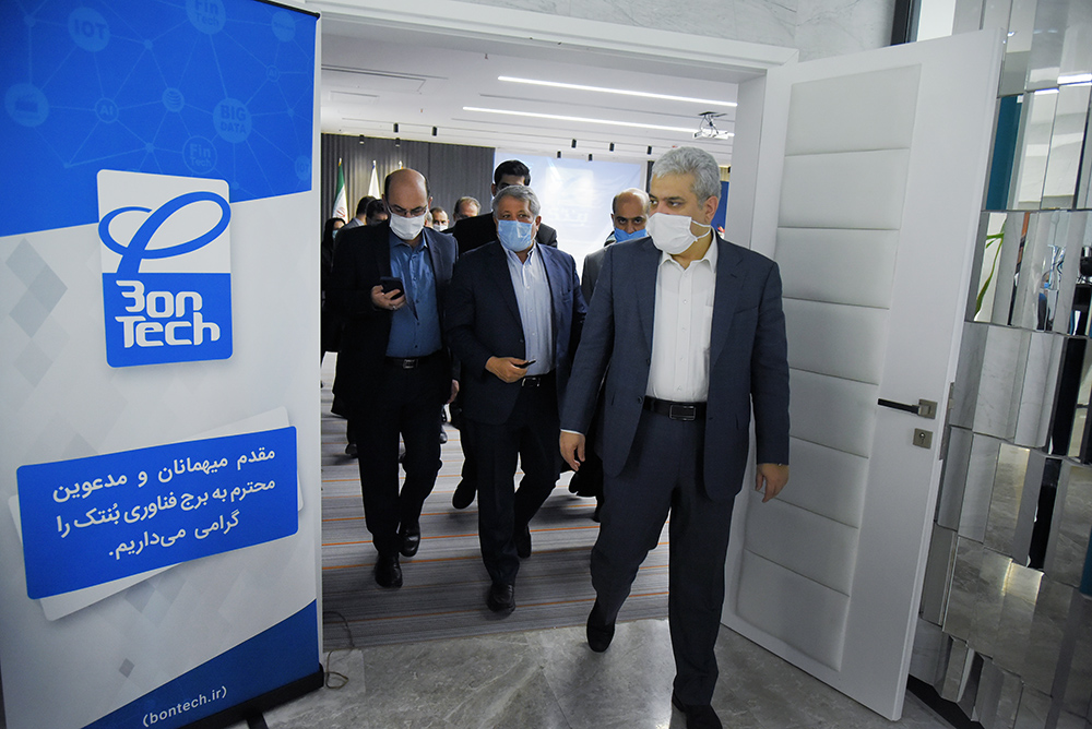 Sattari and Hashemi visit innovation centers in Tehran
