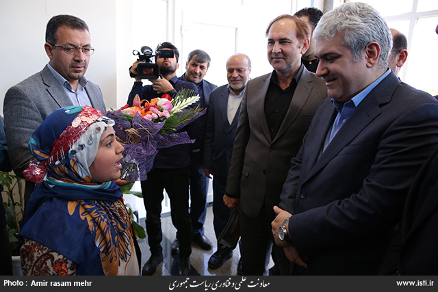 Provincial travel of the vice president for science and technology affairs to Ardabil Province (1)
