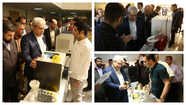 "The science and technology caravan entered ""Khuzestan"""