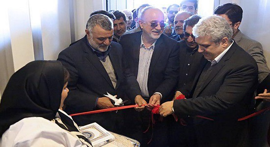 The Vice President for Science and Technology Affairs on the Unveiling Ceremony of Eight Types of Vaccine in Alborz